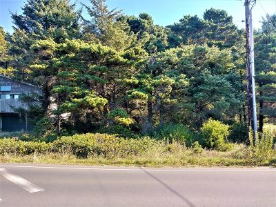 Depoe Bay, Gleneden Beach, Lincoln City, Newport, Otter Rock, Seal Rock, South Beach, Tidewater, Toledo, Waldport, Yachats Residential Lots & Land For Sale: 1605 NW Bayshore Dr