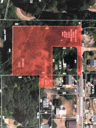 Depoe Bay, Gleneden Beach, Lincoln City, Newport, Otter Rock, Seal Rock, South Beach, Tidewater, Toledo, Waldport, Yachats Residential Lots & Land For Sale: TL 200 8th Street
