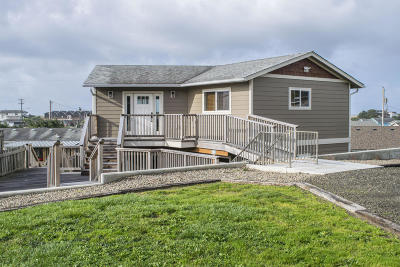 Waldport Multi Family Home For Sale: 1705 NW Abbey Ct