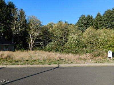Lincoln City Residential Lots & Land For Sale: Lot 15 NE Tide