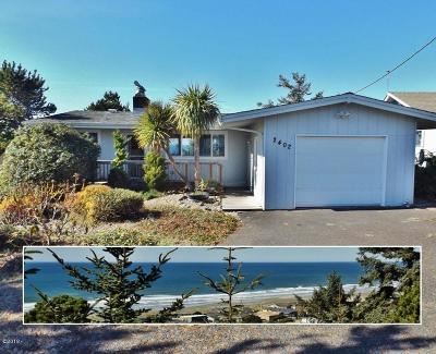Waldport Single Family Home For Sale: 2402 NW Bayshore Loop