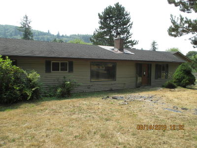 Single Family Home Sold: 21955 Blaine Rd