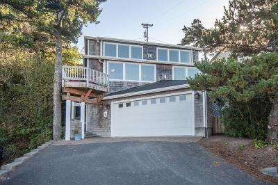 Pacific City Single Family Home For Sale: 35365 Sixth St.