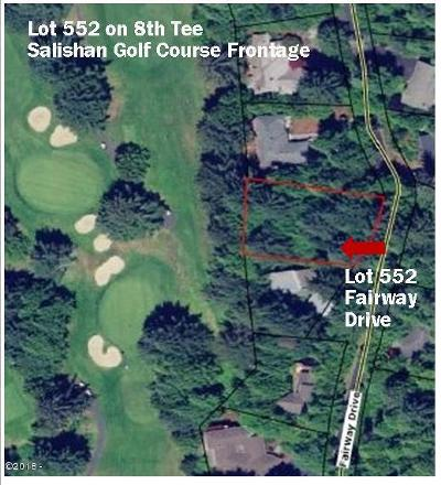 Salishan Hills Residential Lots & Land For Sale: 552 Fairway Dr
