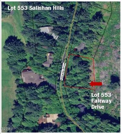 Salishan Hills Residential Lots & Land For Sale: 553 Fairway Dr