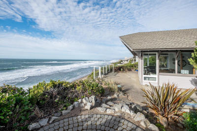 Gleneden Beach Single Family Home For Sale: 143 Salishan Drive