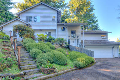 Gleneden Beach Single Family Home For Sale: 532 Salishan Hills Dr