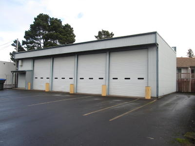 Waldport Commercial For Sale: 125 SW Strawberry Ln
