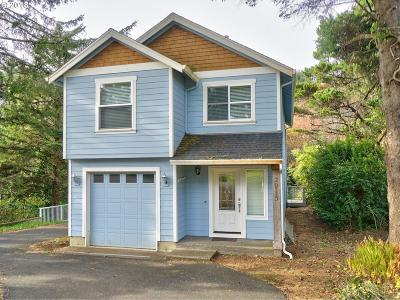 Lincoln City Single Family Home For Sale: 2915 SW Beach Ave