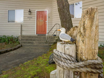 Neskowin Condo/Townhouse For Sale: 49006 U.s. 101 S #D