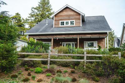 Gleneden Beach Single Family Home For Sale: 6134 Spruce Ave