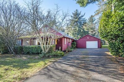 Lincoln City Single Family Home For Sale: 2957 NE West Devils Lake Rd