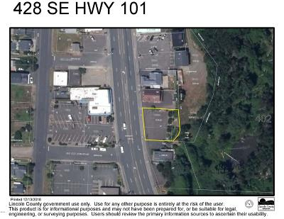 Commercial Lots & Land For Sale: 428 SE Hwy 101