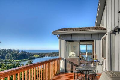 Gleneden Beach Single Family Home For Sale: 403 Siletz View Ln