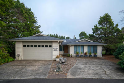 Lincoln City Single Family Home For Sale: 5470 El Prado