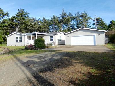 Seal Rock Mobile/Manufactured For Sale: 11985 NW Mallard St