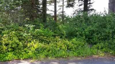 Gleneden Beach Residential Lots & Land For Sale: T/L 3201 NW Rhododendron