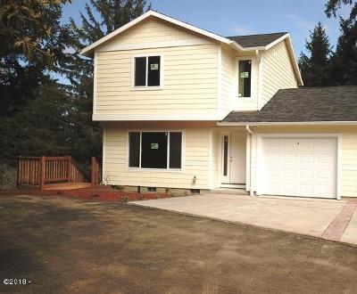Lincoln City OR Condo/Townhouse For Sale: $276,500