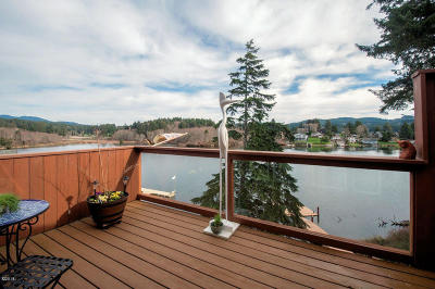 Lincoln City Single Family Home For Sale: 3690 NE West Devils Lake Rd