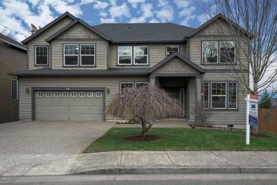 Salem Single Family Home For Sale: 424 Golden Eagle St NW