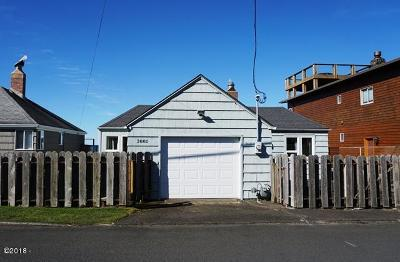 Single Family Home Sold: 3885 NW Jetty Avenue