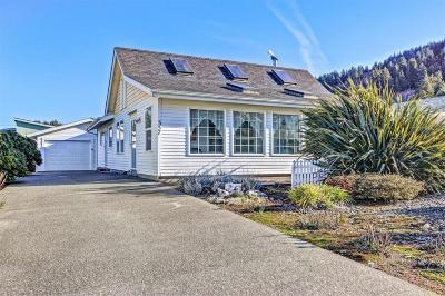 Yachats Single Family Home For Sale: 357 Marine Dr