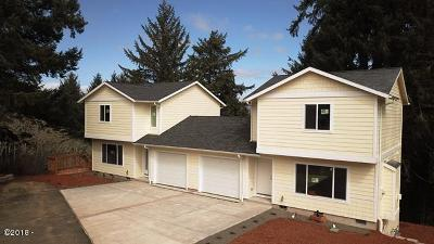 Lincoln City OR Condo/Townhouse For Sale: $518,000