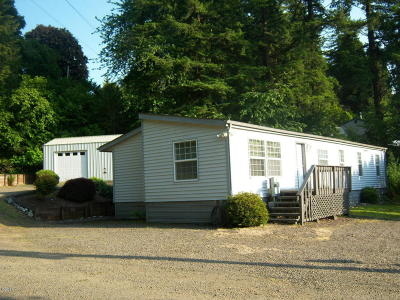 Toledo Mobile/Manufactured For Sale: 924 SE Sturdevant Rd