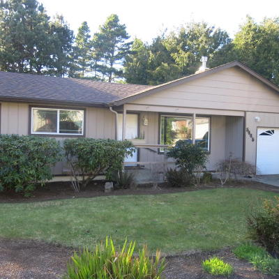 Lincoln City Single Family Home For Sale: 5445 Palisades Rd