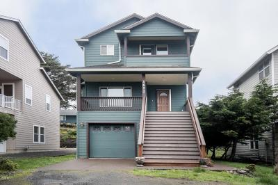 Lincoln City Single Family Home For Sale: 1672 NW 38th St