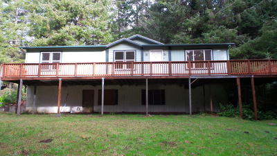 Waldport Mobile/Manufactured For Sale: 182 N Deer Hill Dr