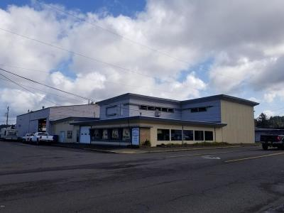 Newport Commercial For Sale: 401 E Olive (Hwy 20)