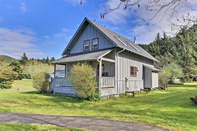 Yachats Single Family Home For Sale: 272 Combs Cir