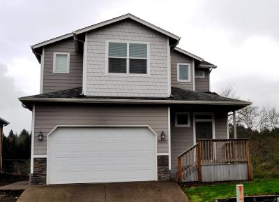 Lincoln City Single Family Home For Sale: 2500 NE 45th Street