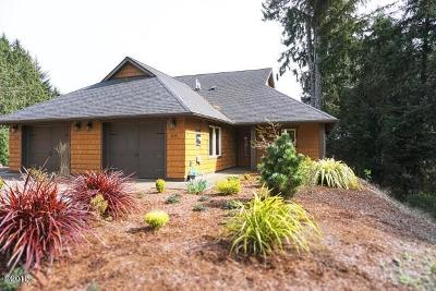 Lincoln City OR Single Family Home For Sale: $349,900