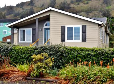 Yachats Mobile/Manufactured For Sale: 762 Driftwood Ln