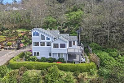 Yachats Single Family Home For Sale: 924 Hanley Dr