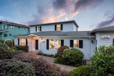 Neskowin Single Family Home For Sale: 46940 Terrace Dr