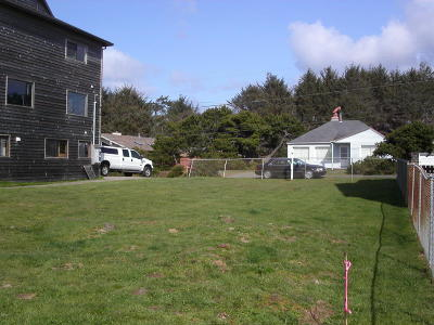 Lincoln City Residential Lots & Land For Sale: 1417 SW Coast Ave