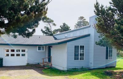 Depoe Bay, Gleneden Beach, Lincoln City, Newport, Otter Rock, Seal Rock, South Beach, Tidewater, Toledo, Waldport, Yachats Single Family Home For Sale: 2122 NW Inlet Ave