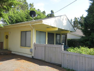 Gleneden Beach Single Family Home Pending - Contingencies: 5770 El Mesa Ave