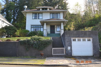 Single Family Home For Sale: 135 Duane St
