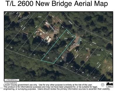 Neotsu, Otis, Rose Lodge Residential Lots & Land For Sale: T/L 2600 N New Bridge Rd