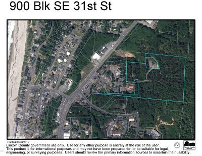Lincoln City Residential Lots & Land For Sale: 900 Blk SE 31st Street
