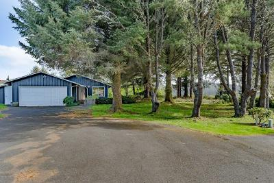 Depoe Bay, Gleneden Beach, Lincoln City, Newport, Otter Rock, Seal Rock, South Beach, Tidewater, Toledo, Waldport, Yachats Single Family Home For Sale: 799+ Estate Place NW
