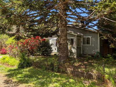 Yachats OR Single Family Home For Sale: $132,500