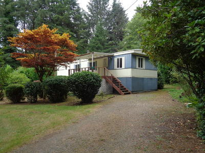 Depoe Bay, Gleneden Beach, Lincoln City, Newport, Otter Rock, Seal Rock, South Beach, Tidewater, Toledo, Waldport, Yachats Mobile/Manufactured For Sale: 36 S Summer Dr