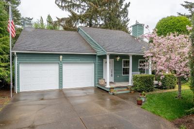 Depoe Bay, Gleneden Beach, Lincoln City, Newport, Otter Rock, Seal Rock, South Beach, Tidewater, Toledo, Waldport, Yachats Single Family Home For Sale: 915 NW Lanai Loop