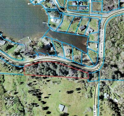Neotsu, Otis, Rose Lodge Residential Lots & Land For Sale: 4763 NE East Devils Lake Rd