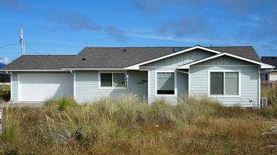 Waldport Single Family Home For Sale: 1968 Admiralty Cir NW